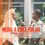 First regional network for media women in the Great Lakes of Africa